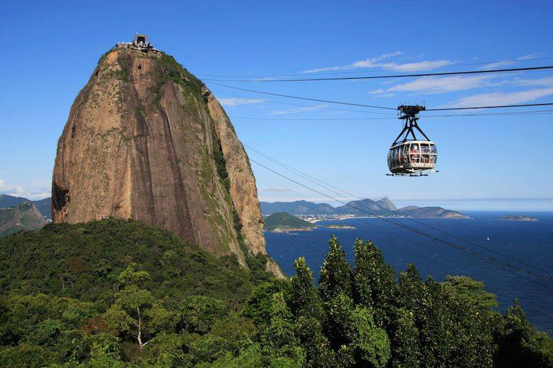 Pão de Açúcar Rio de 0Janeiro Brasile