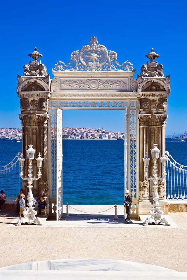 Palazzo0 Dolmabahçe Istanbul Turchia