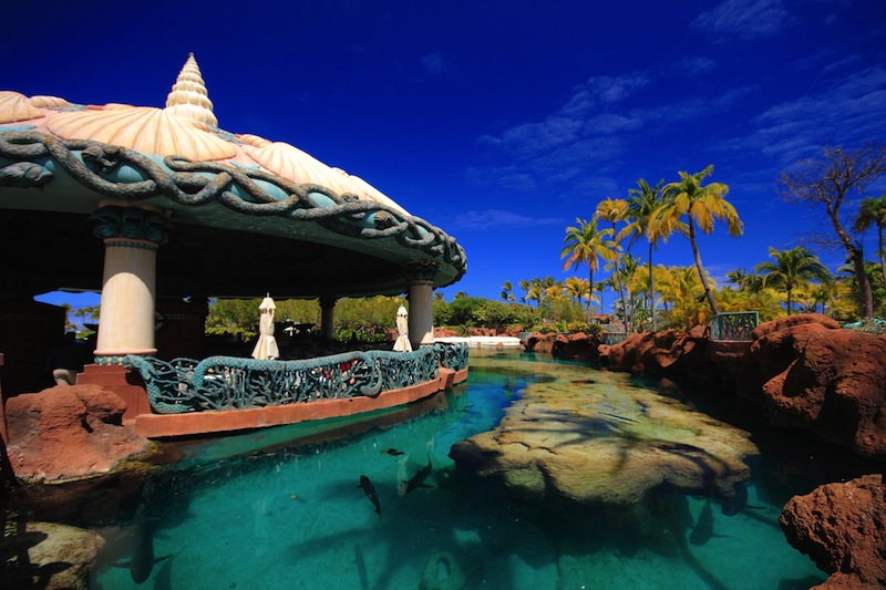 Paradise Island in NassauBahamas