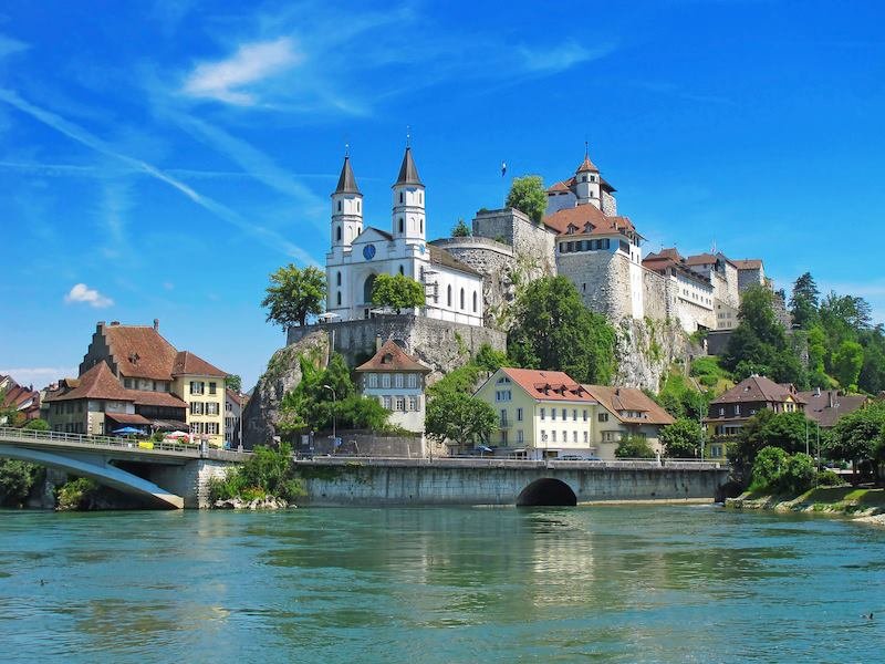 Passaggio a Zurigo