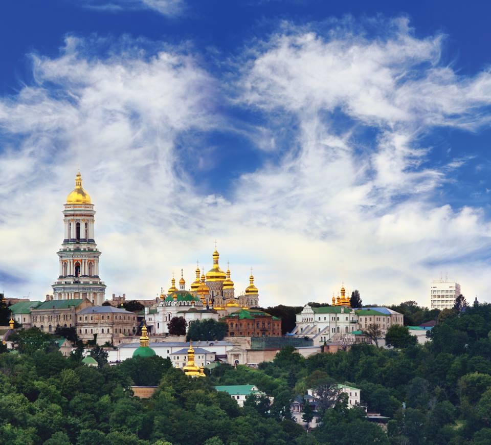 Pechersk Lavra Monastery Kiev Ukraine