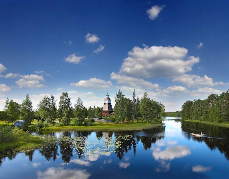 Petäjävesi Finlandia UNESCO Heritage Site