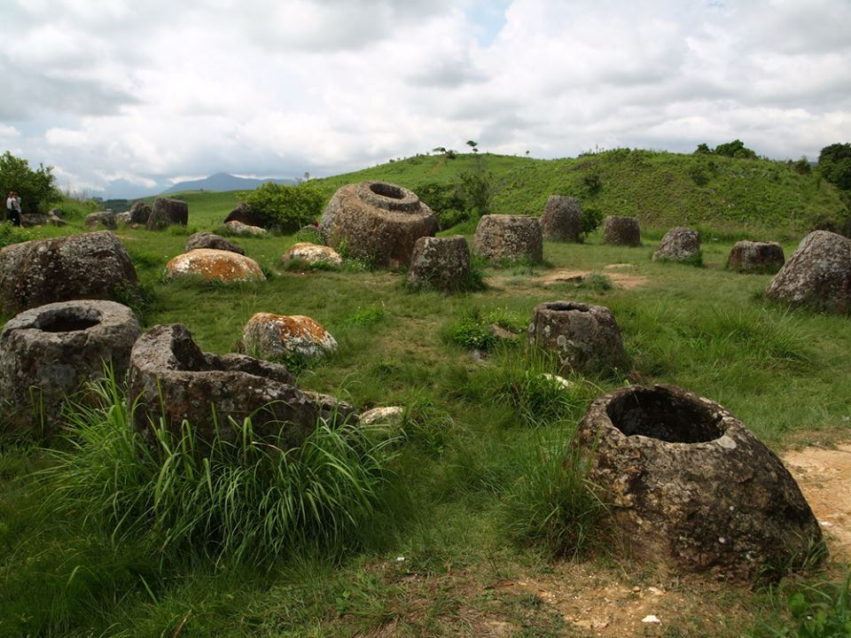 Plain of Jars Phonsavan Laos