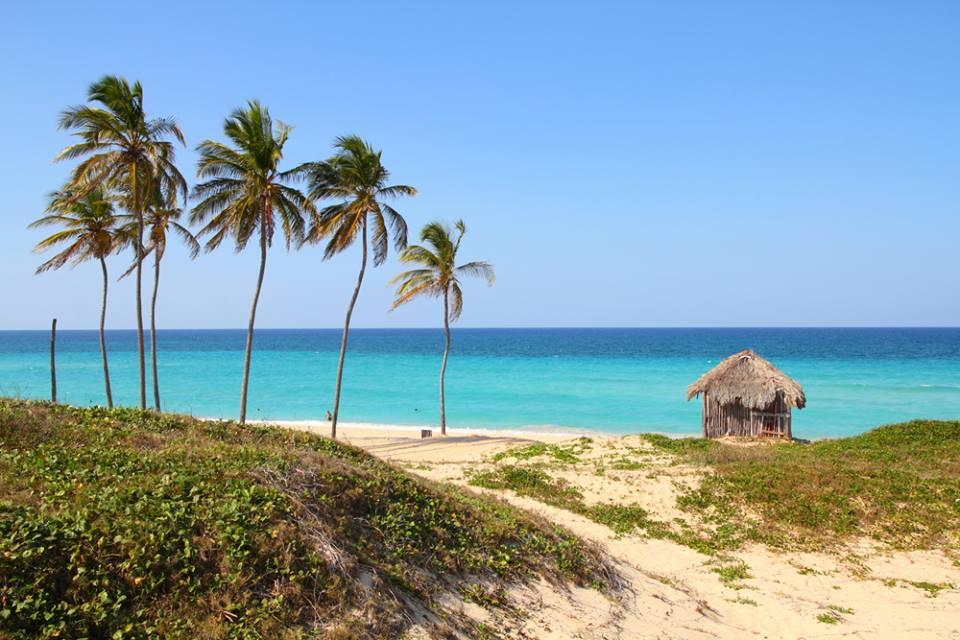 Playa Megano Havana Cuba