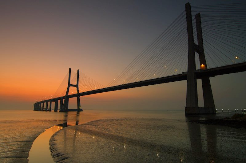 Ponte Vasco da Gama Lisbona