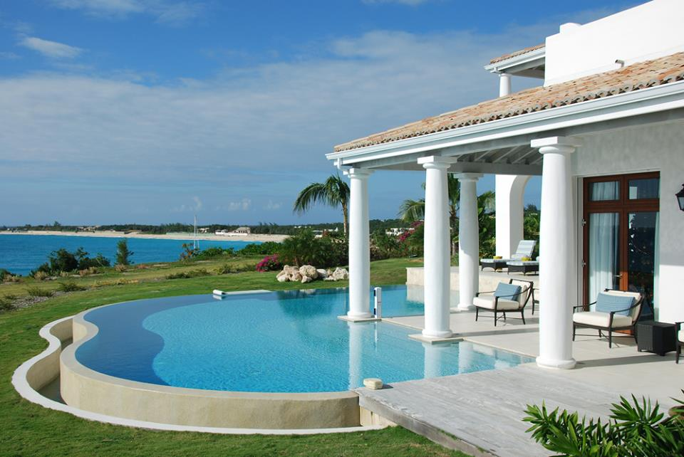 Pool Villa Saint Martin