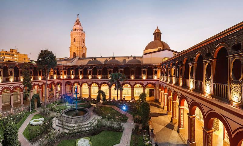 Santo Domingo Monastery Lima Perù