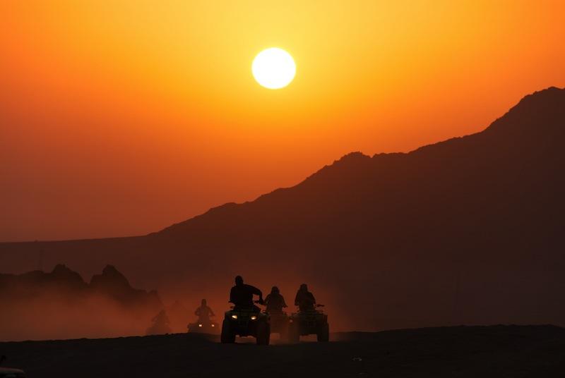 Sharm el Sheikh Sinai desert