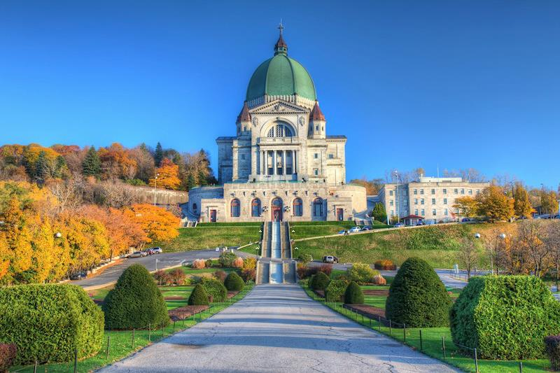 St Joseph Oratory Montreal Canada