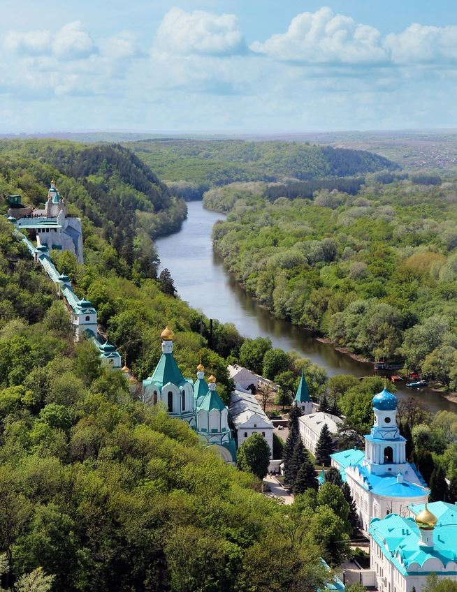 Svyatogorsk Ukraine