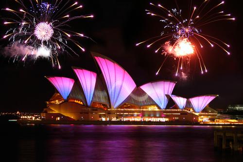Sydney Opera Houseanno nuovo