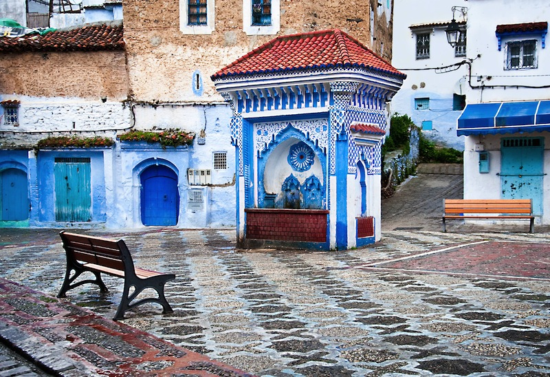 and doorways of Morocco