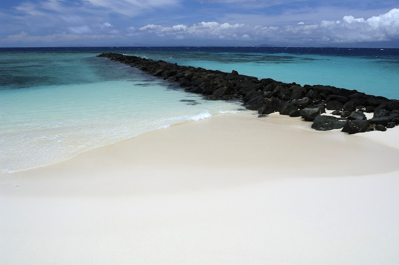 beach in New Caledonia