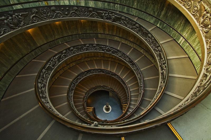 roma scala vaticana
