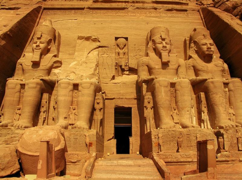 Abu Simbel Temple of King Ramses II