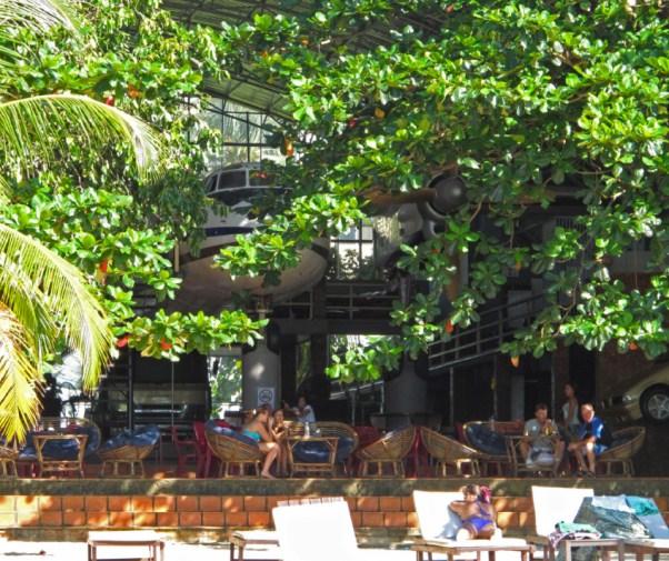 Airport Restaurant Cambodia