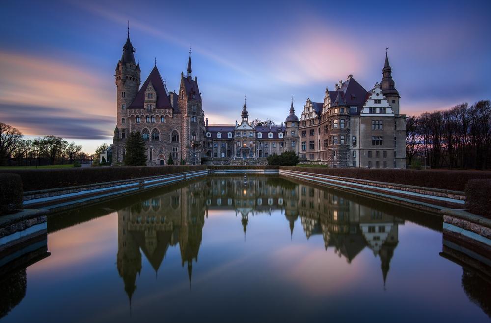 Amazing Castle in Poland