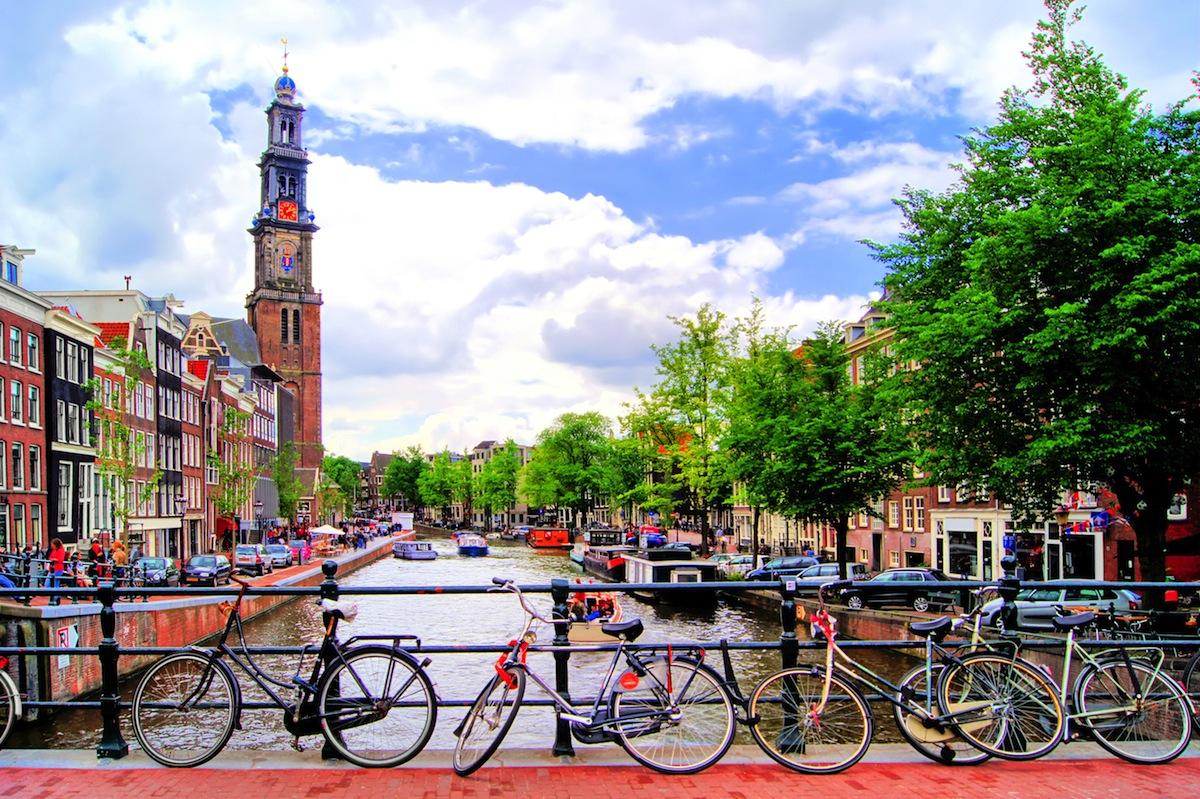 Bar, caffè e coffee-shop Amsterdam