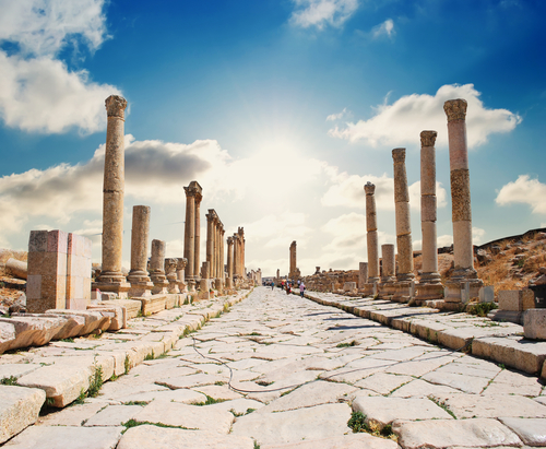 Ancient Jerash