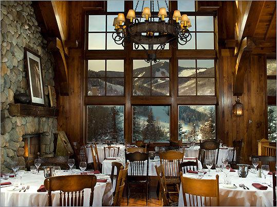 Avon Beaver Creek Restaurants5