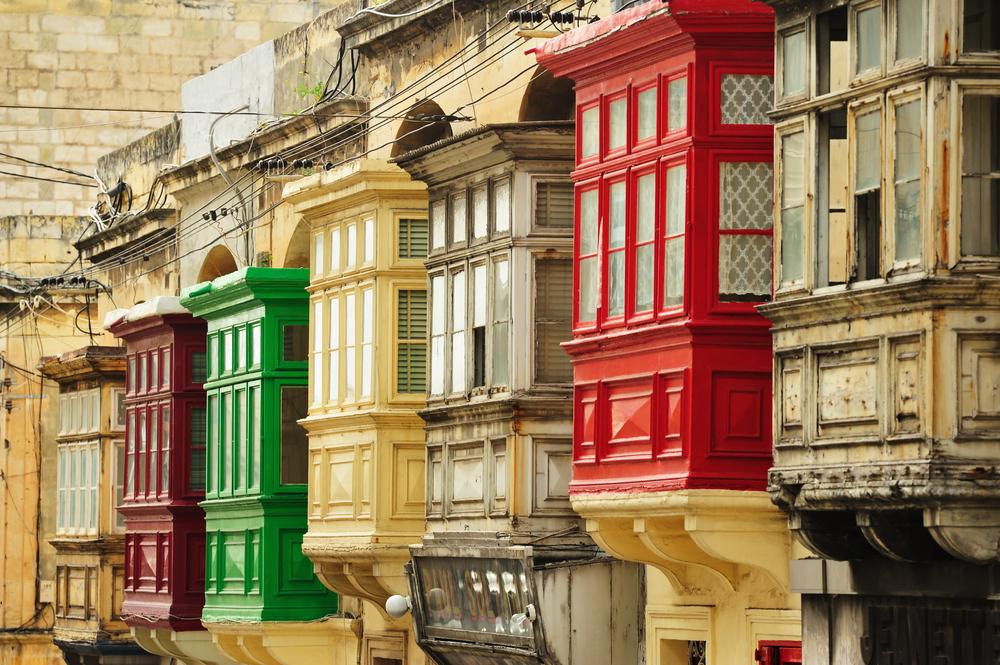 Balcony in Malta 7