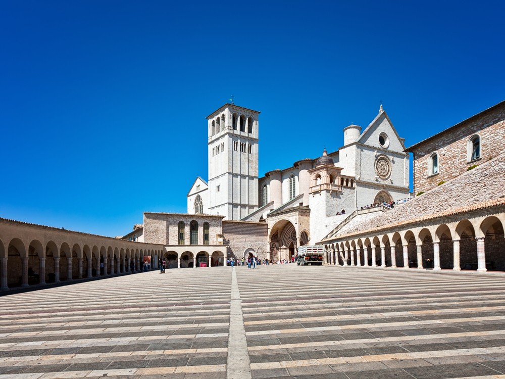 Basilica of San Francesco Assisi 4