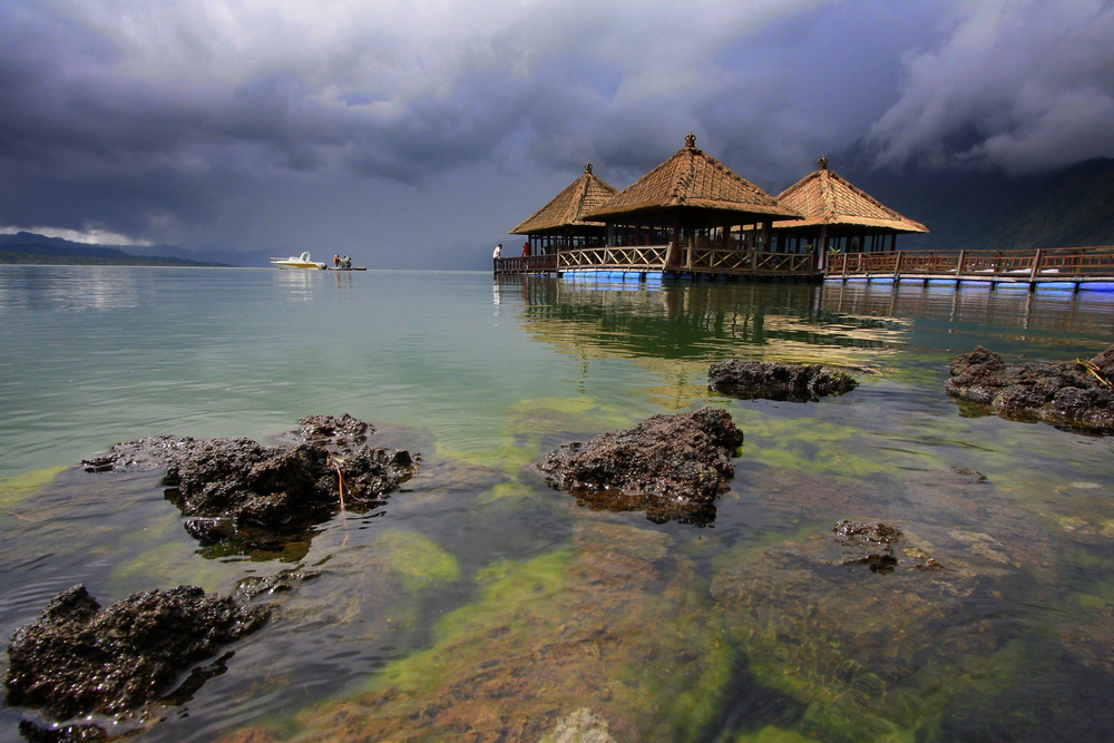 Batur Lake Kintamani