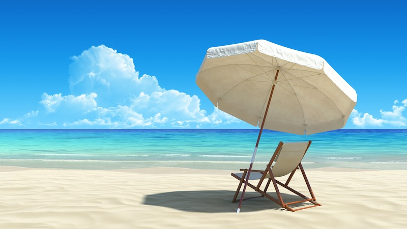 Beach Chair shutterstock_79973056