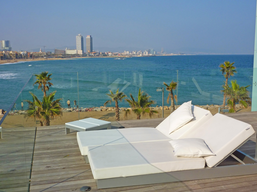 Beautiful Barcellona Spa with