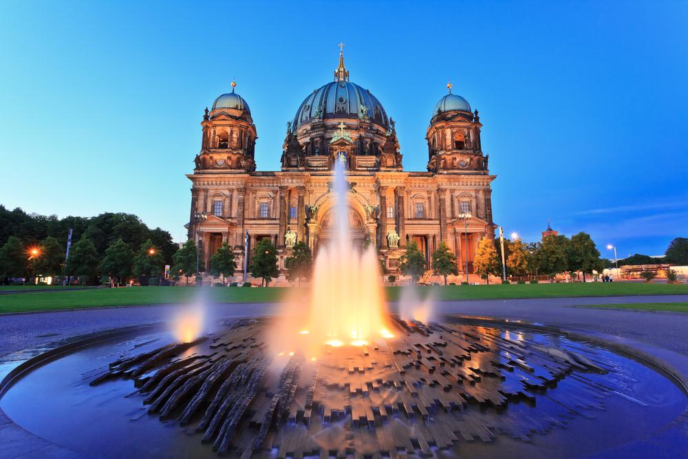 Berliner Dom Berlin Germany