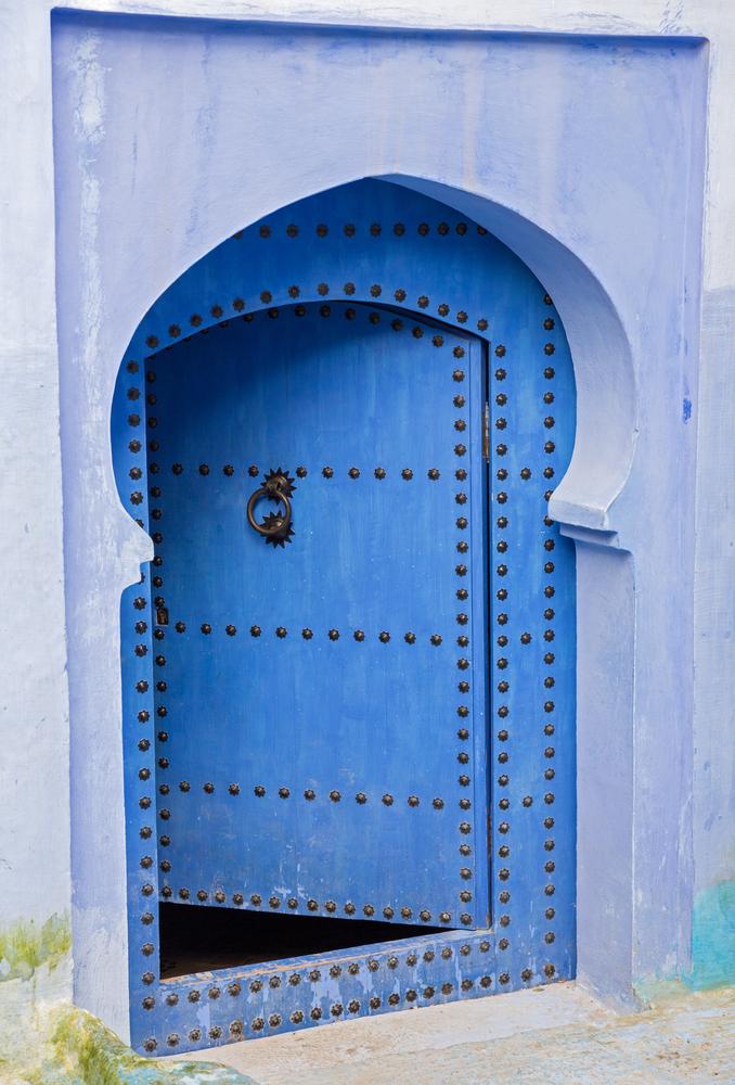 Blue medina of Chechaouen Morocco
