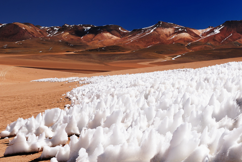 Bolivia the most beautifull Andes in South America