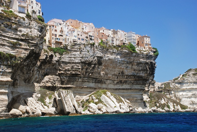 Bonifacio Corsica Franc