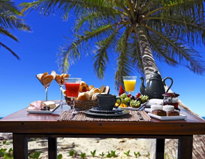 Buongiorno colazione alle Seychelles_n