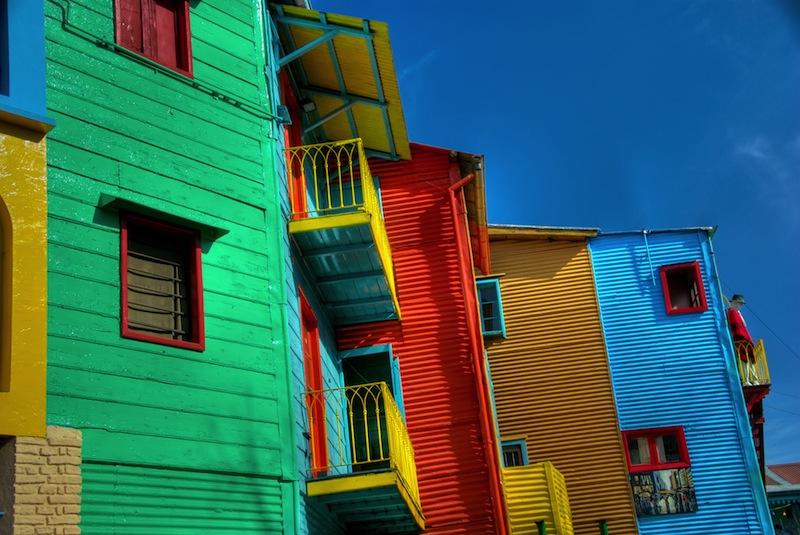 Caminito Street in La Boca