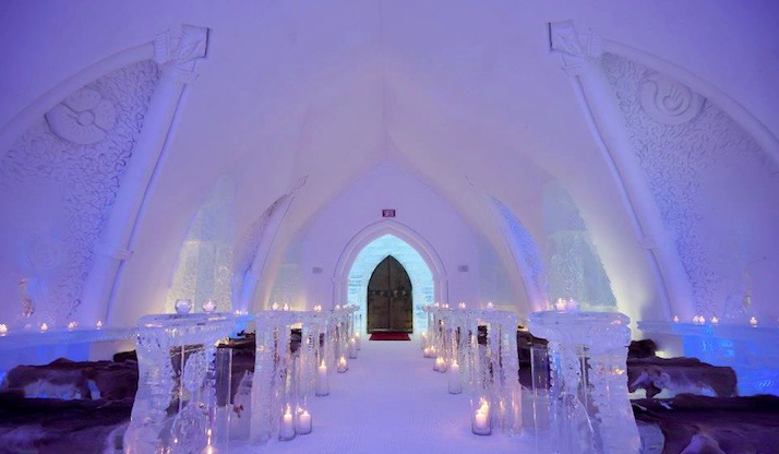 Canada Ice Hotel8