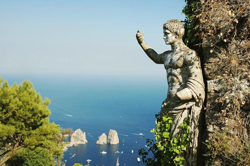 Capri island I9