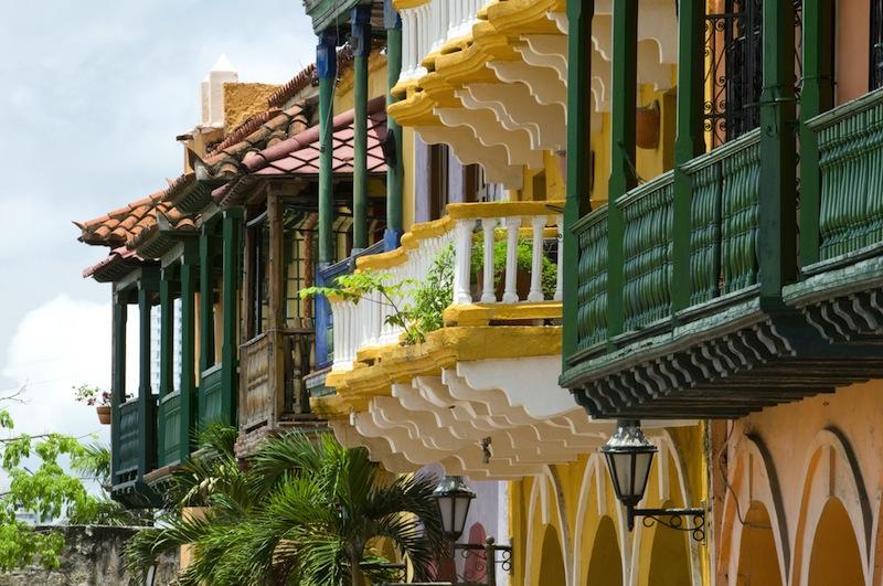 Cartagena de Indias Bolivar Department Colombia South America