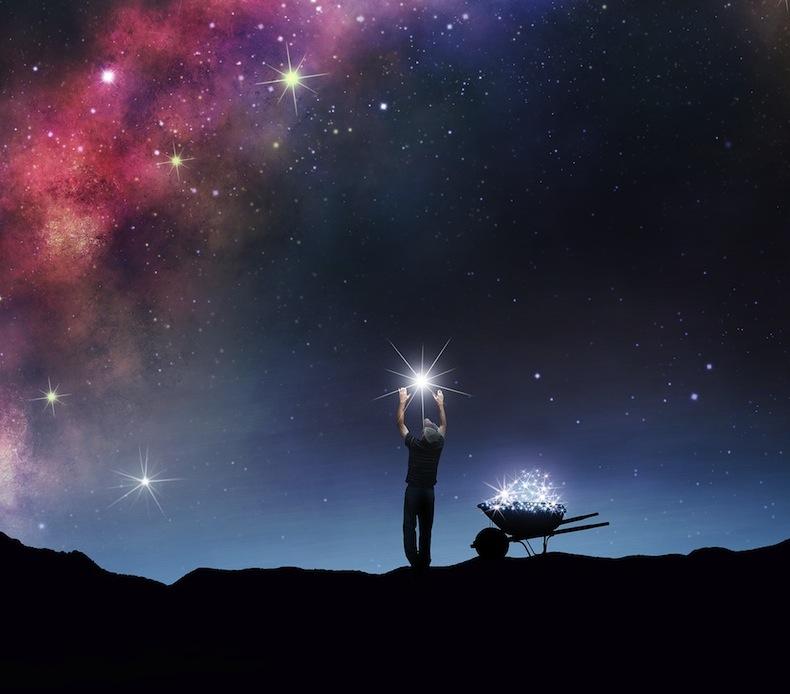 Copia di stelle