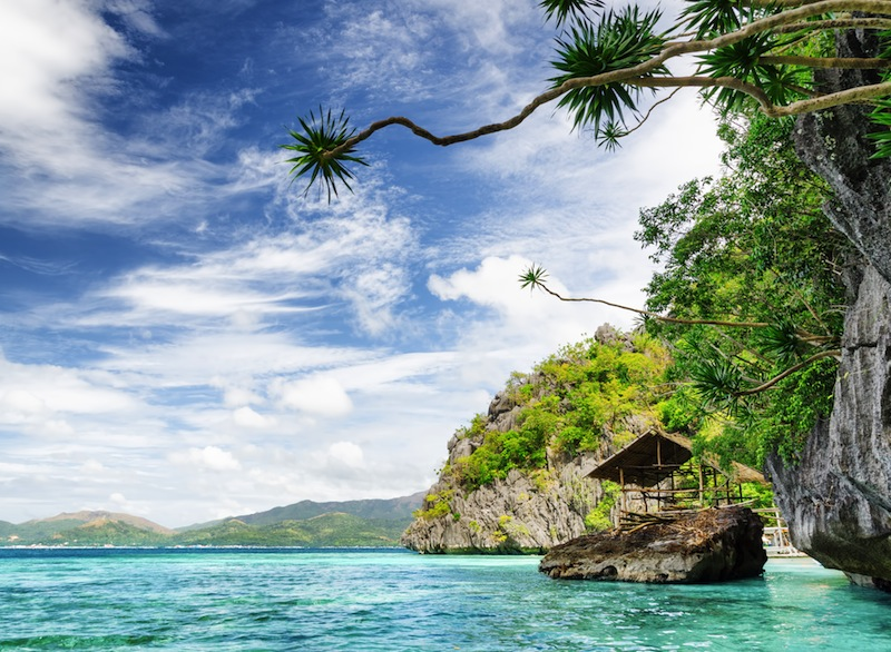 Coron Busuanga island Palawan province Philippines