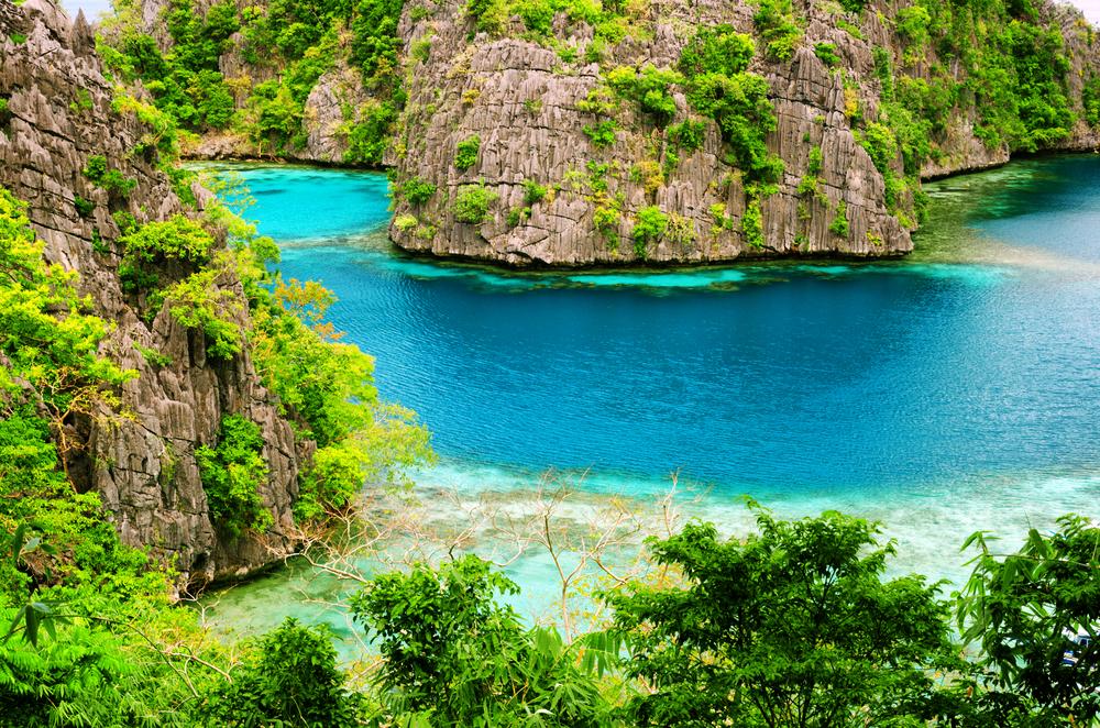 Coron Busuanga9 island Palawan province Philippines
