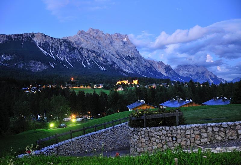 Cortina dAmpezzo at