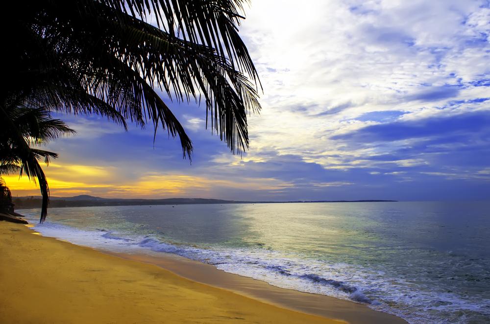 Daybreak in Mui Ne