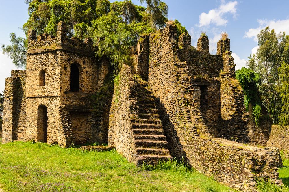 Fasil Ghebbi Gondar Region