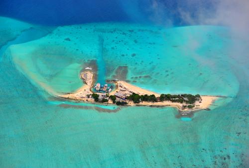 Fisherman Atoll privato