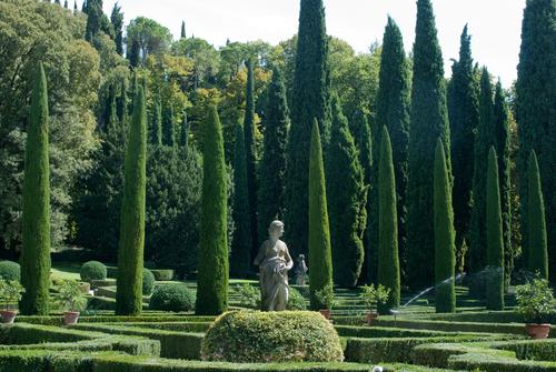 Giusti garden Verona