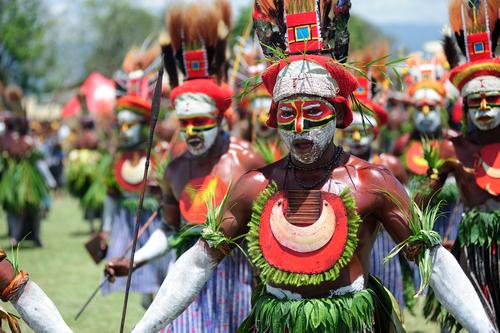 Goroka Papua New Guinea