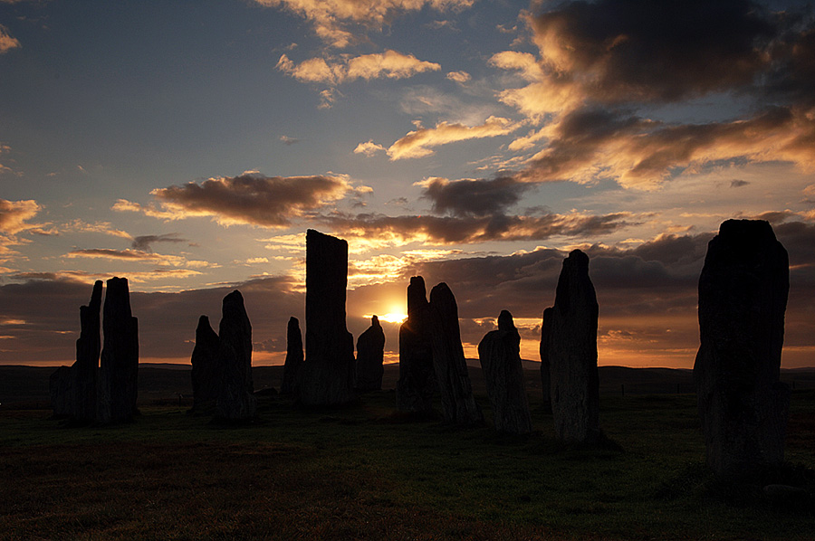 Harris and Lewis Standing Stones