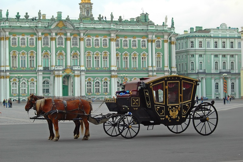 Hermitage in St