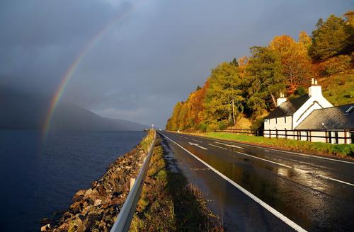 Highlands Scotland United Kingdom
